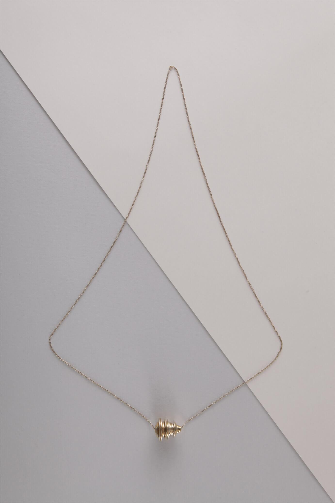 Collana in bronzo
